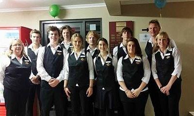 The MAC Staff