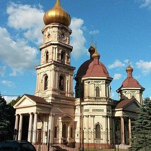 Органный зал Днепропетровска