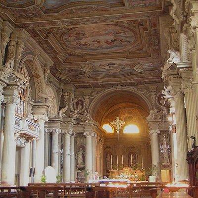 Interno Chiesa San Agostino