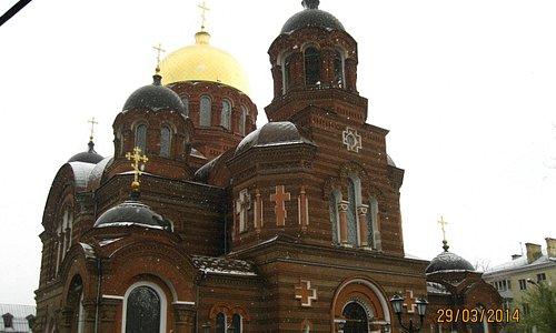 вид собора