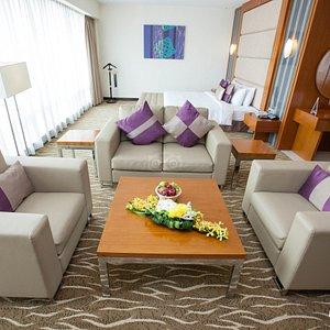 The Executive Suite at the Premiera Hotel Kuala Lumpur
