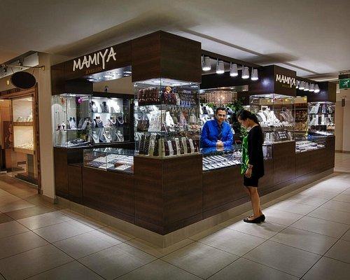 Mamiya jewellers @ Gold and diamond park
