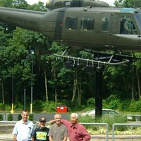 Brothers Forever - Huey Helicopter Memorial