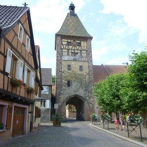 Portal de Bergheim