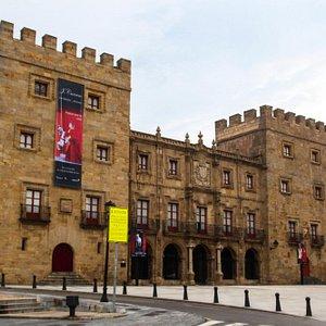 Ayuntamiento en Gijon