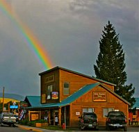 The pot of gold at the end of the rainbow is Kathy's Koffee Photo by Joe Brandl
