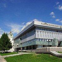 Академический русский театр