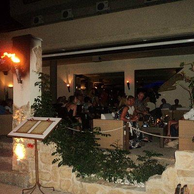 Kon.Dim.Ar. The best bar in Gouves!! Since 1999!!