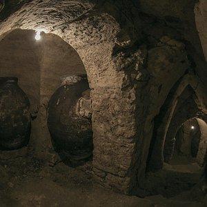 Las cuevas árabes