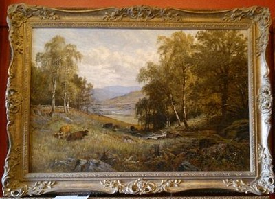 Scottish Victorian and Edwardian Art Specalists