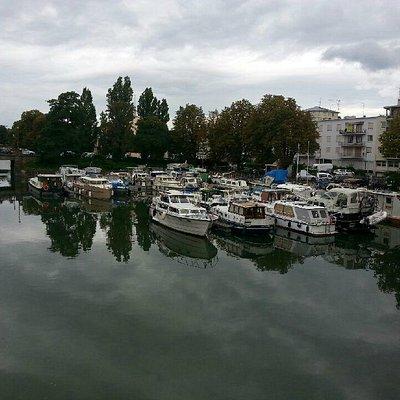 Port de Plaisance ,  Rue du 17 Novembre, 68100 Mulhouse