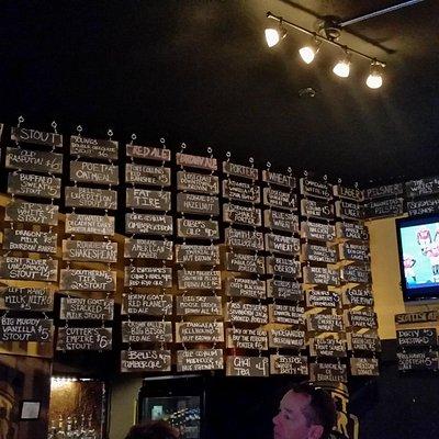 188 Craft Beers