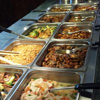 Main dishes -lunch buffet
