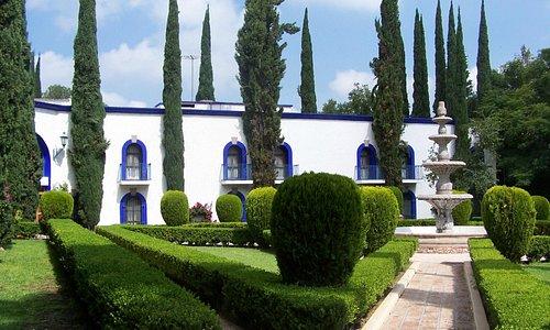 Jardines derl Carrizal de Lago