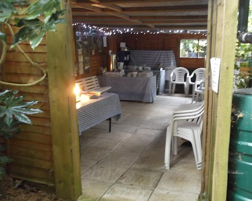The Garden Tearoom