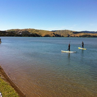 Learn to Paddle board