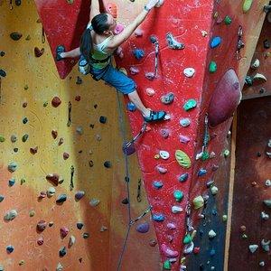 Redpoint Climbing Centre Birmingham