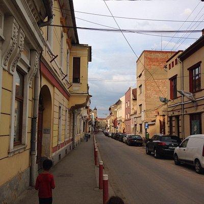 Iuliu Maniu Street