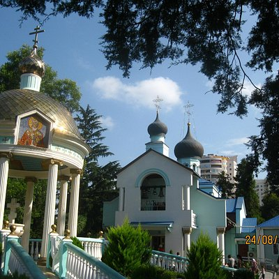 вид Храма