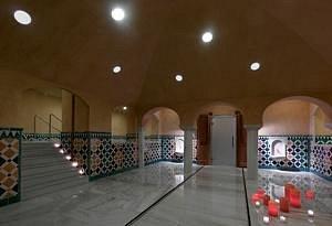 Baños Árabes Palacio de Comares