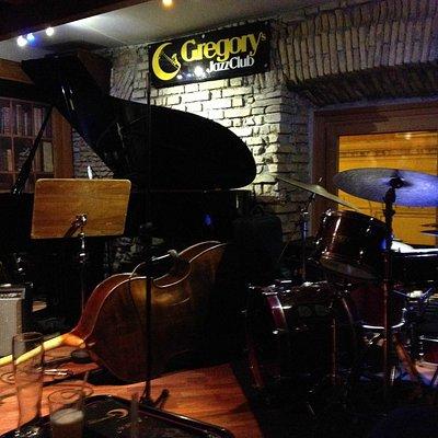 Gregory's Jazz Club, Rome