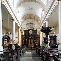 St. Magnus Church alter