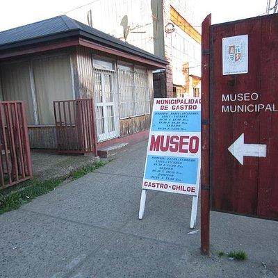 Museo Municipal de Castro - Entrance