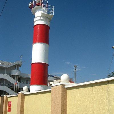 вид маяка