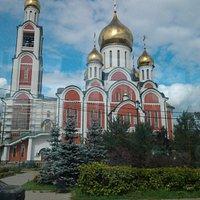 Собор Георгия Победоносца в Одинцово