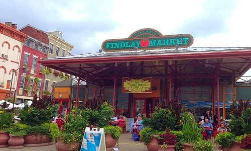 Findlay market a truly unique farmers market and shopping area filled with local food merchants