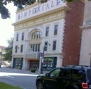 Imperial Theatre Outside