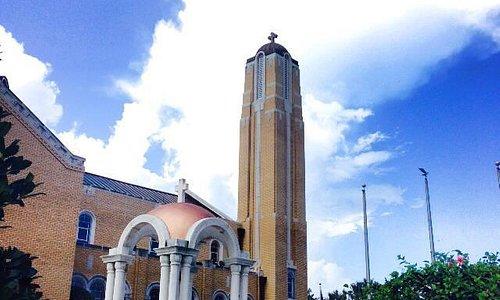 St. Nicholas' iconic tower