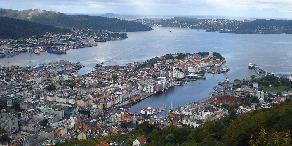Overlooking Bergen