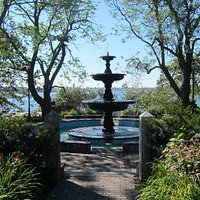 Frost Park Fountain