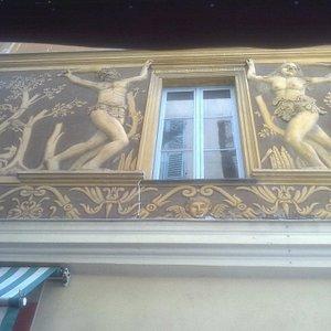 Maison Adam et Eve