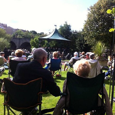 Brass Band Concert - Wetherby Band Stand