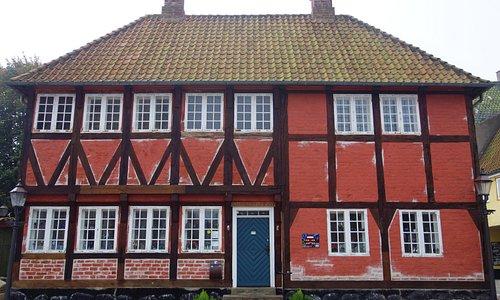 Hans Tavsens hus i Ribe