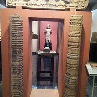 โซนสมัยขอม พิพิธภัณฑสถานแห่งชาติปราจีนบุรี
