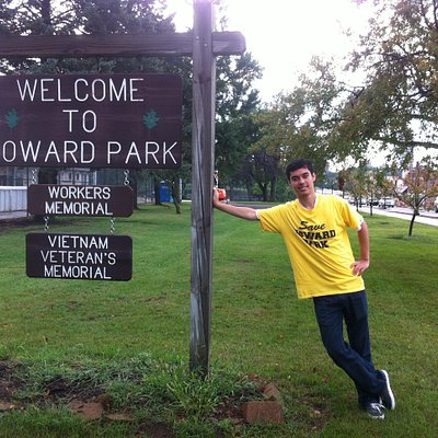 Howard Park is South Bend's oldest public park dating back to 1878.  It was named after city cou