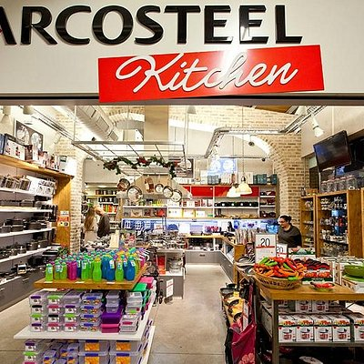 Arcosteel Kitchen