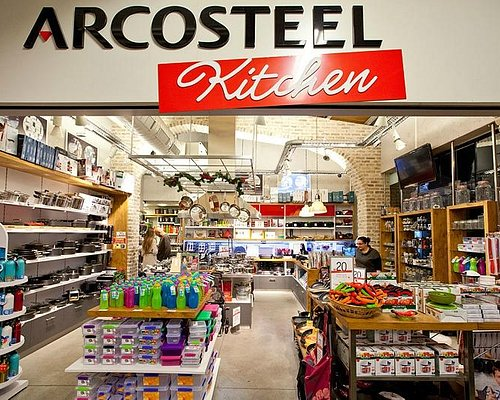 Arcosteel Kitchen