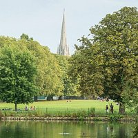 Clissold Park, St Mary's Church