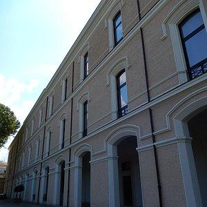 museo strumenti musicali - edificio