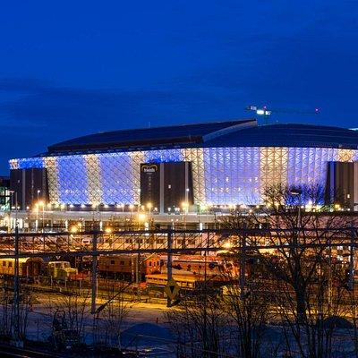 Friends Arena