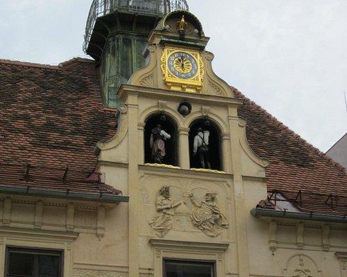 Glockenspielfenster