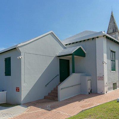 Cobb's Hill Methodist Church, Bermuda