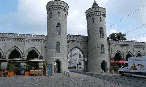 Nauener Gate