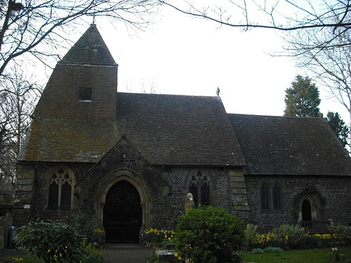 Church-in-the-wood