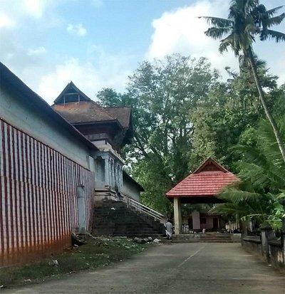 Thiruvattar Adikesava temple