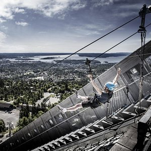 Get the best views of Oslo